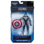 Marvel Legends Series Captain America (Avengers: Endgame) Action Figure 15 cm Avengers 2019 Wave 1