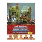 Masters of the Universe Art Book The Toys of He-Man and The Masters of the Universe *English Ver.*