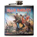 Iron Maiden Flask The Trooper