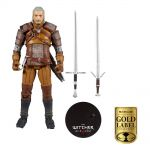 The Witcher Action Figure Geralt US Wal Mart Exclusive 18 cm
