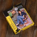 """Bruce Lee Puzzle """"Relax"""" 1000pc"""