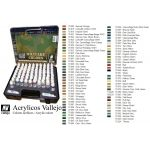 MODEL COLOR MILITARY BOX SET 70173