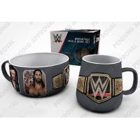 WWE Breakfast Set Superstars