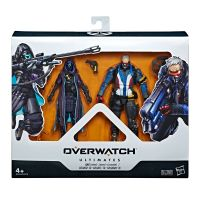 Overwatch Ultimates Ana & Soldier 76 Action Figures 15 cm 2-Packs 2019 Wave 1