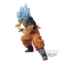 Dragon Ball Super Maximatic PVC Statue SSGSS Son Goku 20 cm
