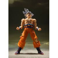Dragon Ball Super S.H. Figuarts Action Figure Son Goku Ultra Instinct 14 cm