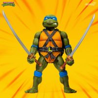 Teenage Mutant Ninja Turtles Ultimates Action Figure Leonardo 18 cm