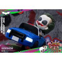 Batman The Dark Knight CosRider Mini Figure with Sound & Light Up The Joker 13 cm